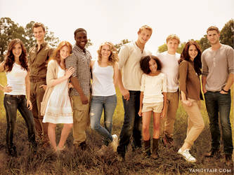 Hunger Games Film Cast by hannab98