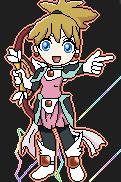 Corona Pixel Art by ti-sasuke