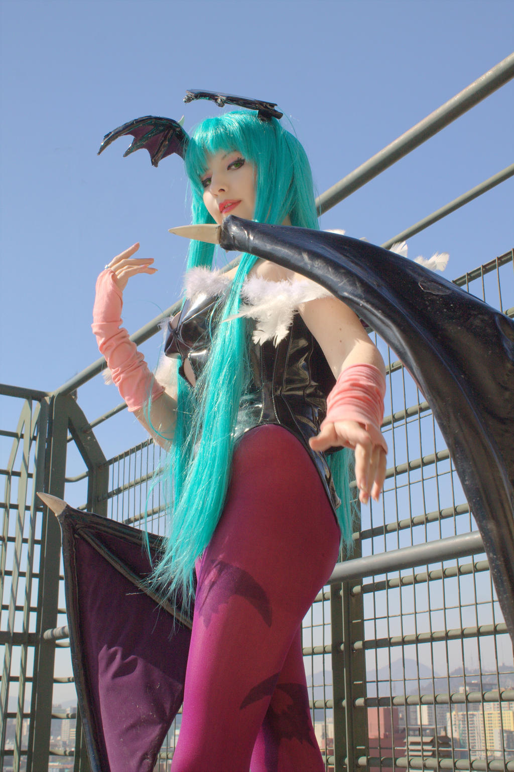 Morrigan Aensland by YukoUzumaki