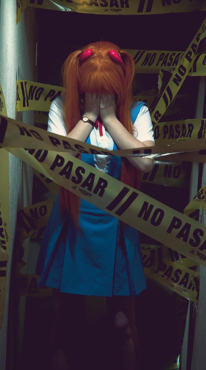Neon Genesis Evangelion: Asuka Langley by YukoUzumaki