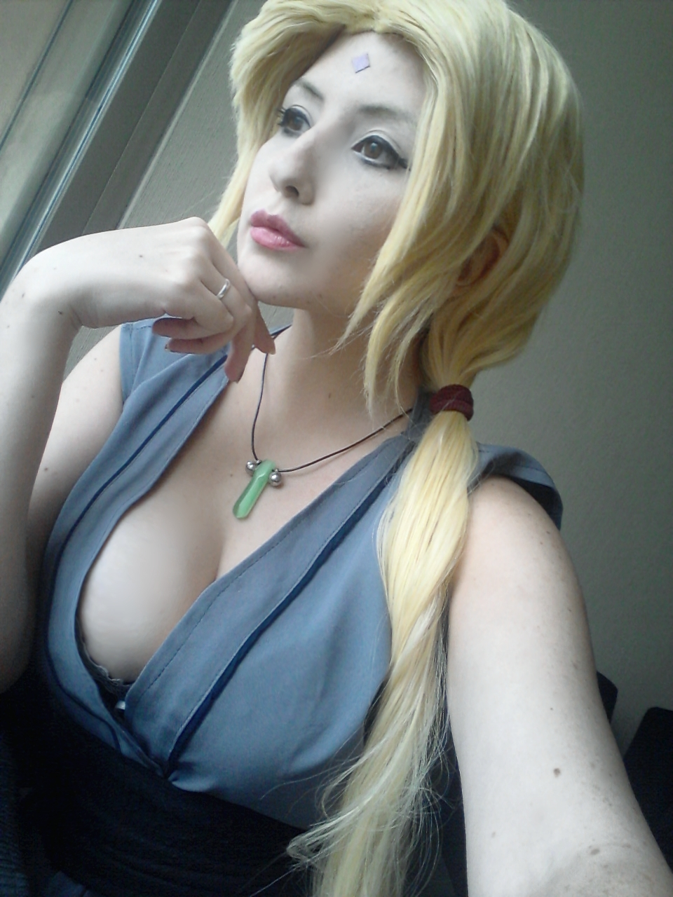 Real amatuer blonde pussy
