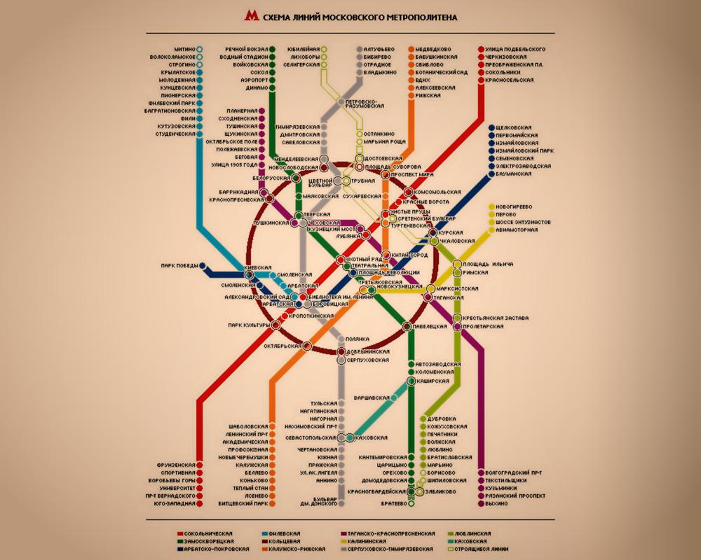 Станция метро тургеневская на схеме метро