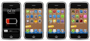iPhone January 2008