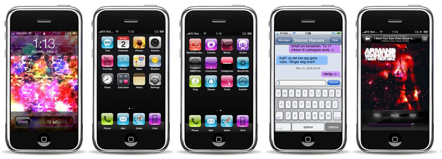 iPhone June 2008 by wariusffs