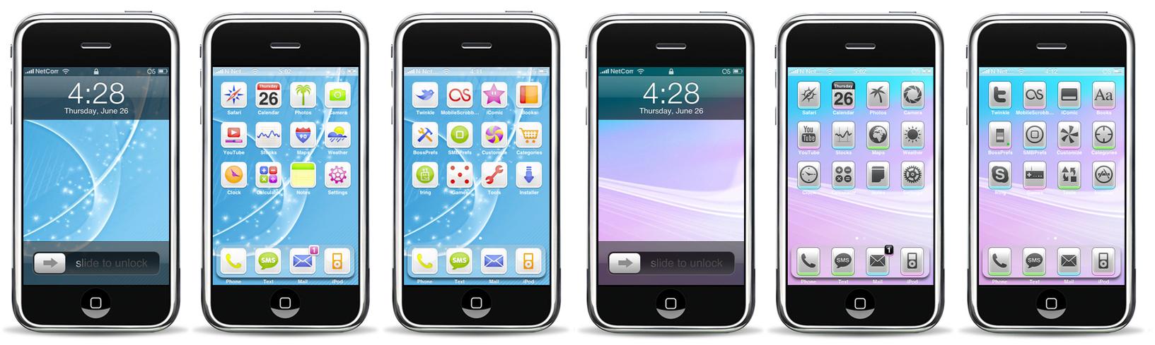 iPhone July 2008 by wariusffs