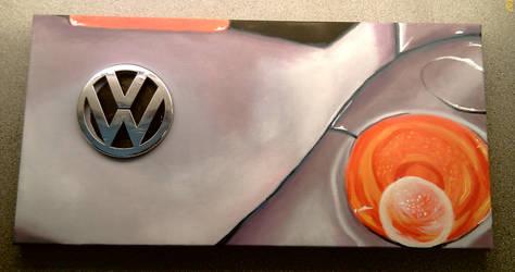 VeeDub Gift with Emblem by CopperPumpkin
