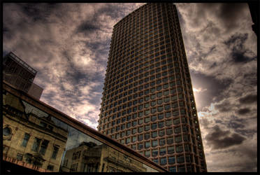 Centerpoint Tower by AbsentAsI