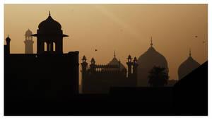 Mughal Silhouettes 1