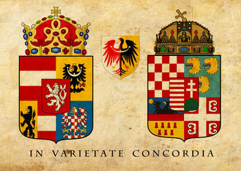 The Dual Monarchy - 1675 AD