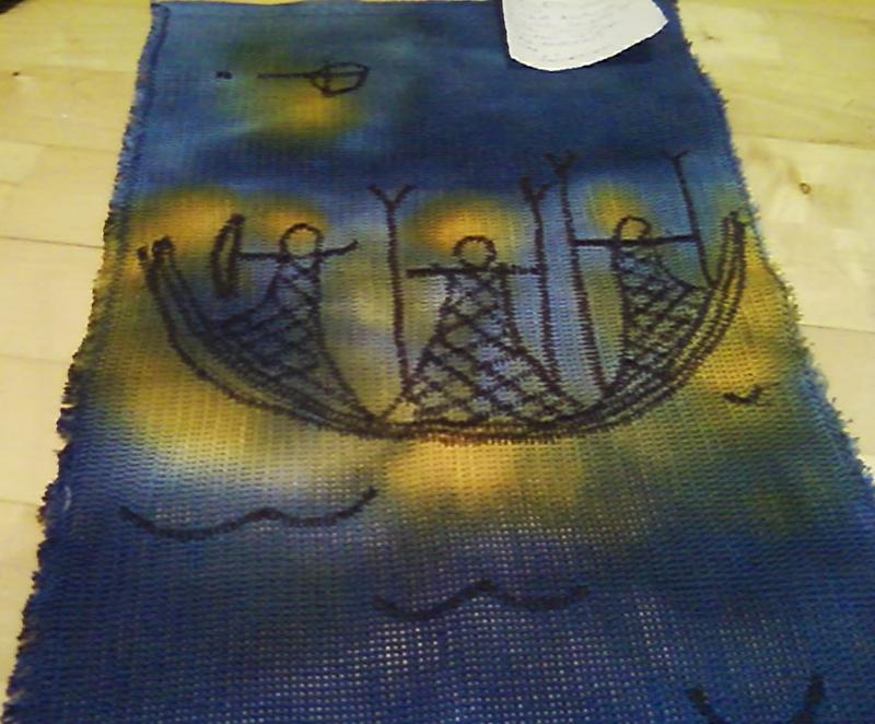 Rune Boat II by Tupunoor