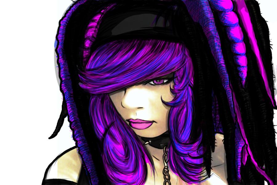 CyberGoth by ChaosBloodLust