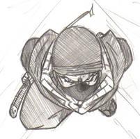 Ninja by ChaosBloodLust