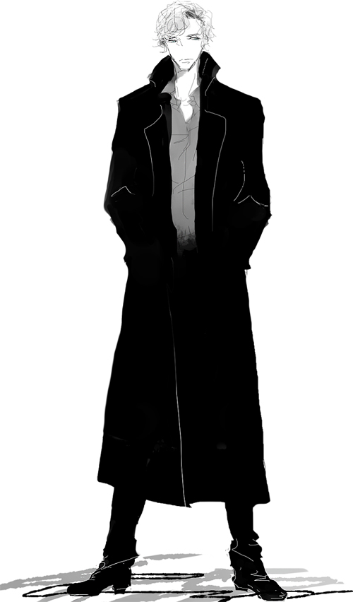 Long Coat By M0bilis On Deviantart