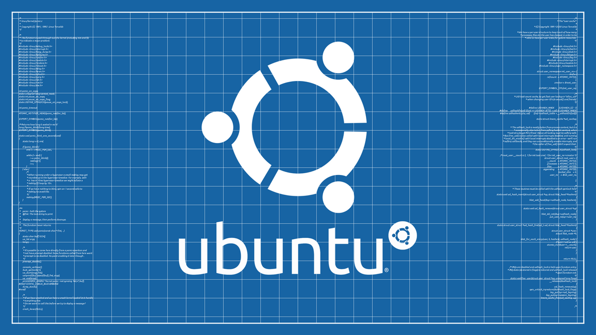 Ubuntu blueprint wallpaper rev 2 by poulsen93 on deviantart ubuntu blueprint wallpaper rev malvernweather Gallery