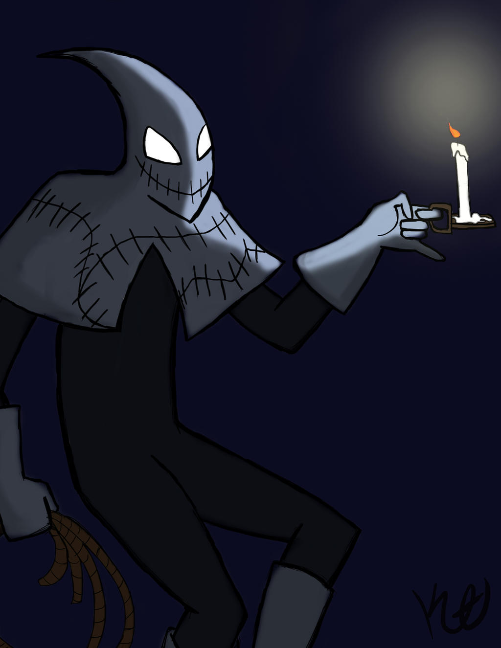 Candlejack by DrawMeAPonyNamedBob on DeviantArt