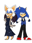 They're...sorta ready to party?..xD