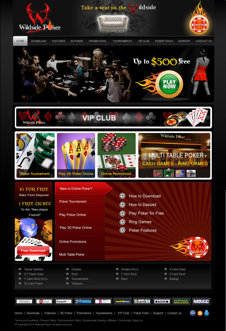 Play Free Online Casino Games