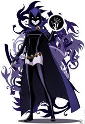 Raven - Teen Titans by Markus-MkIII