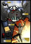 Deviant Universe - Fetor Strikes: Falderoy page 3