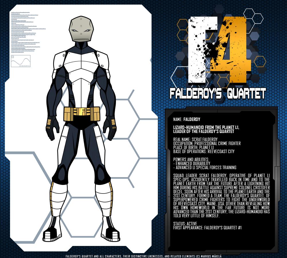 F4: Falderoy profile