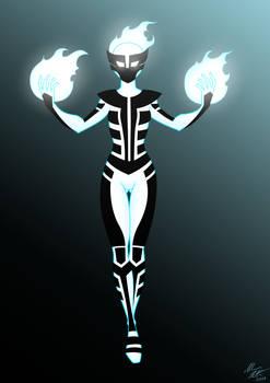 FANART: Wraithfire