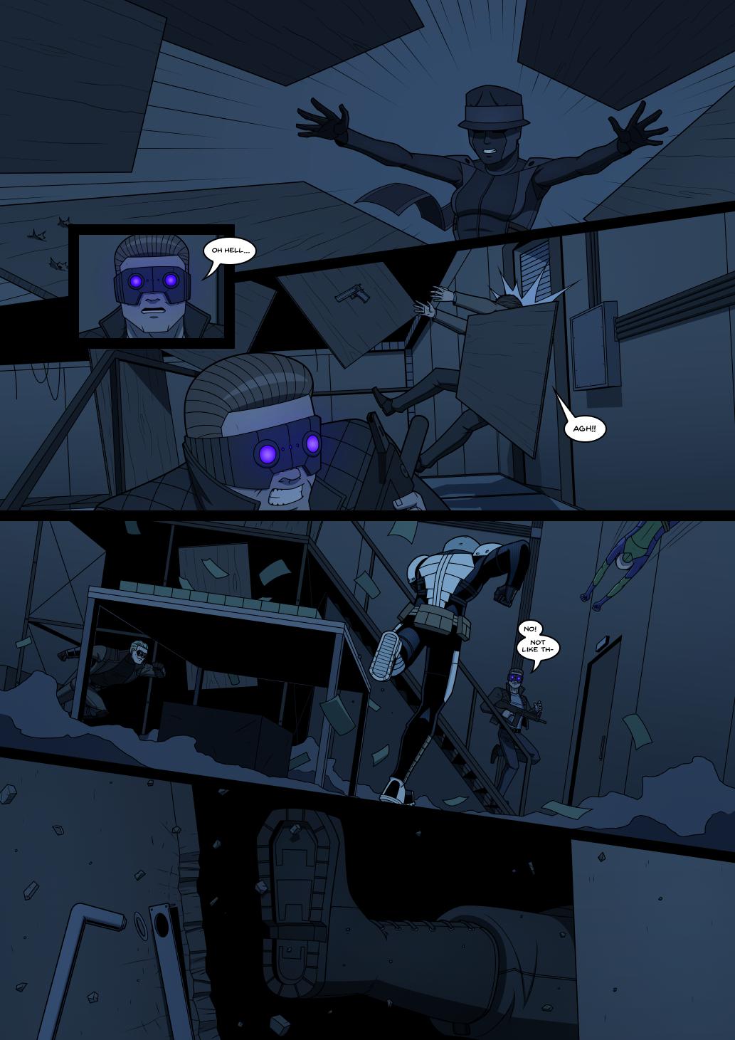 Falderoy's Quartet #3 page 5