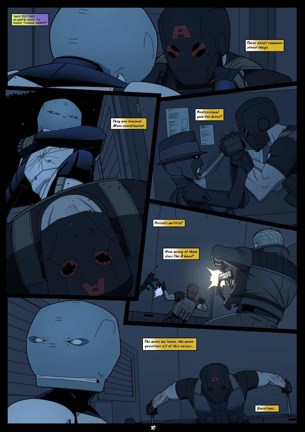 Falderoy's Quartet #3 page 10