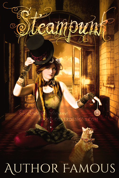 Steampunk by eBook-CoverDesigns