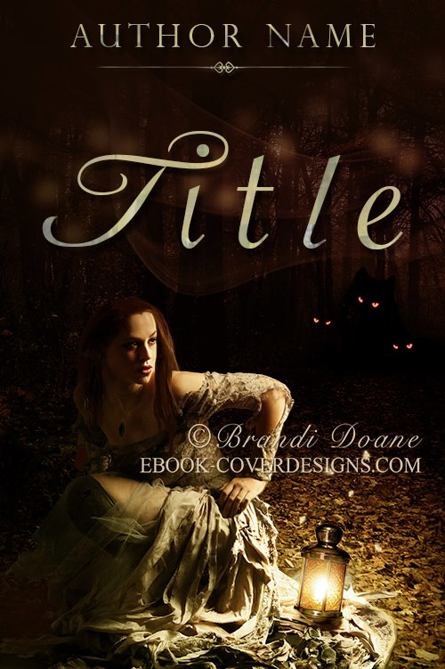 In the Woods by eBook-CoverDesigns