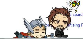 FUN WITH SHIMEJIS 8 -- ThunderIron by YOUBLOODYWANKER