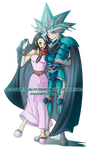 Commision - Anna and Timaeus
