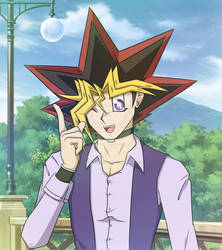 I have an idea! - Yugi Mutou