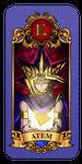 YGO DM - The King - Atem by Shyrai-Lorena