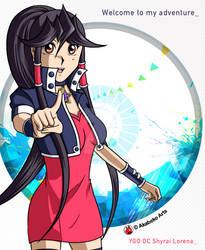 YGO OC - Dimensional Traveler 2 Shyrai Lorena