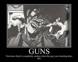 Guns by ShadowSpiritPG