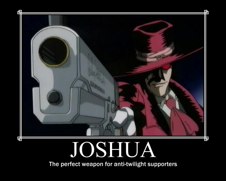 Hellsing Poster -Joshua by ShadowSpiritPG