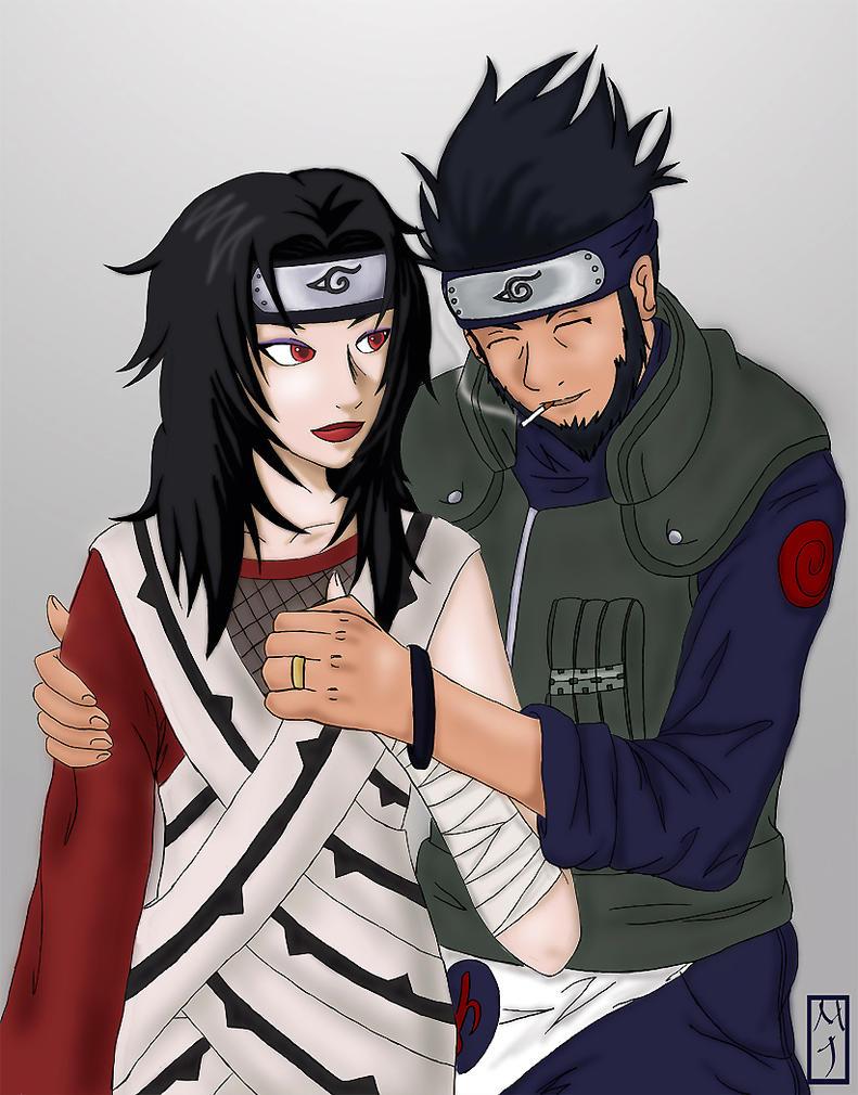 asuma and kurenai relationship trust