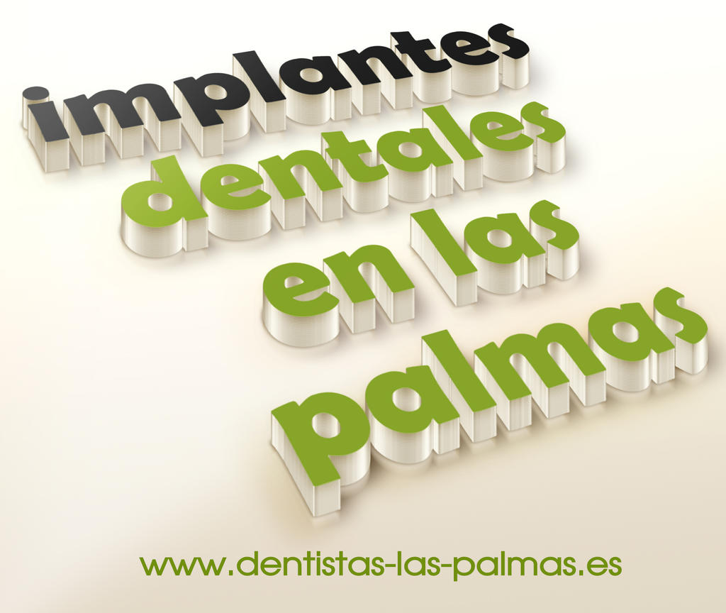 Implantes Dentales En Las Palmas by dentistaslaspalmas