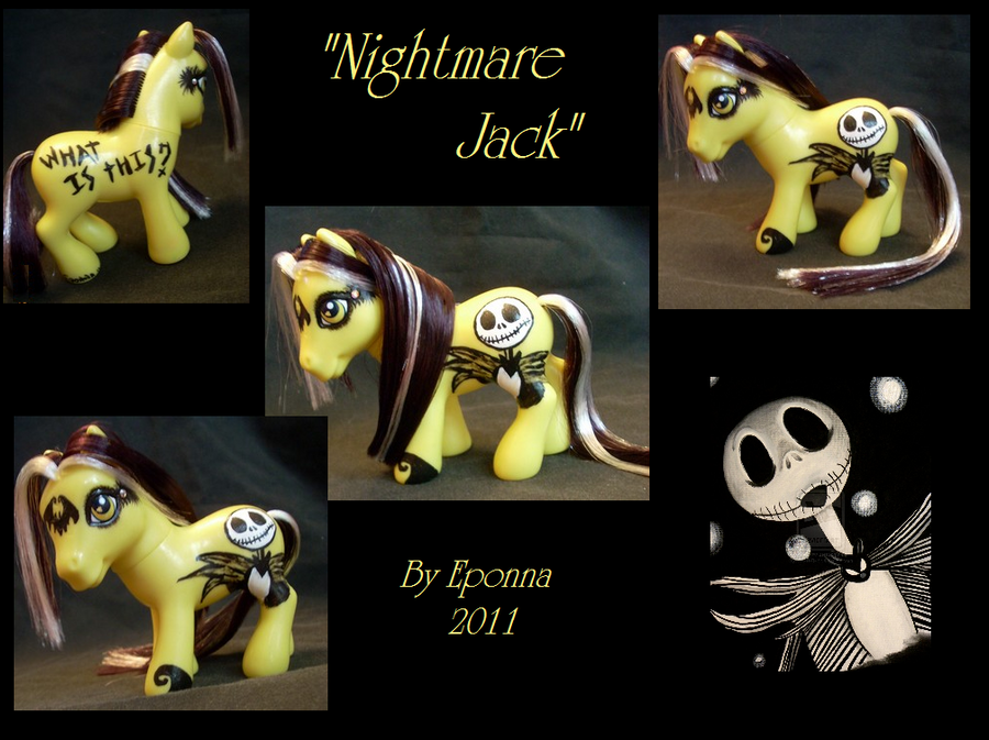 Nightmare Jack by Epona80