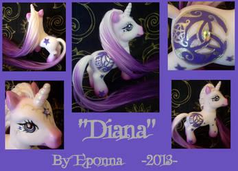 Diana by Epona80
