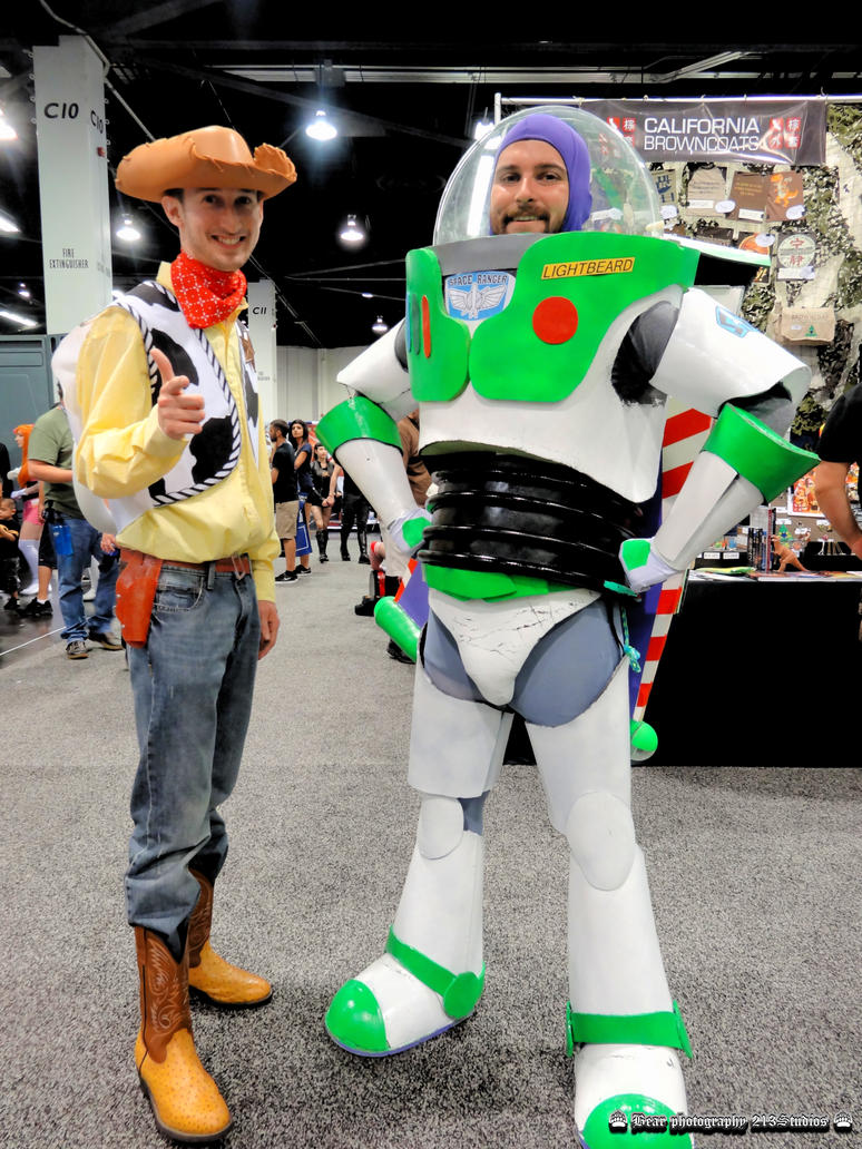 woody and buzz lightyear by bear213 on deviantart