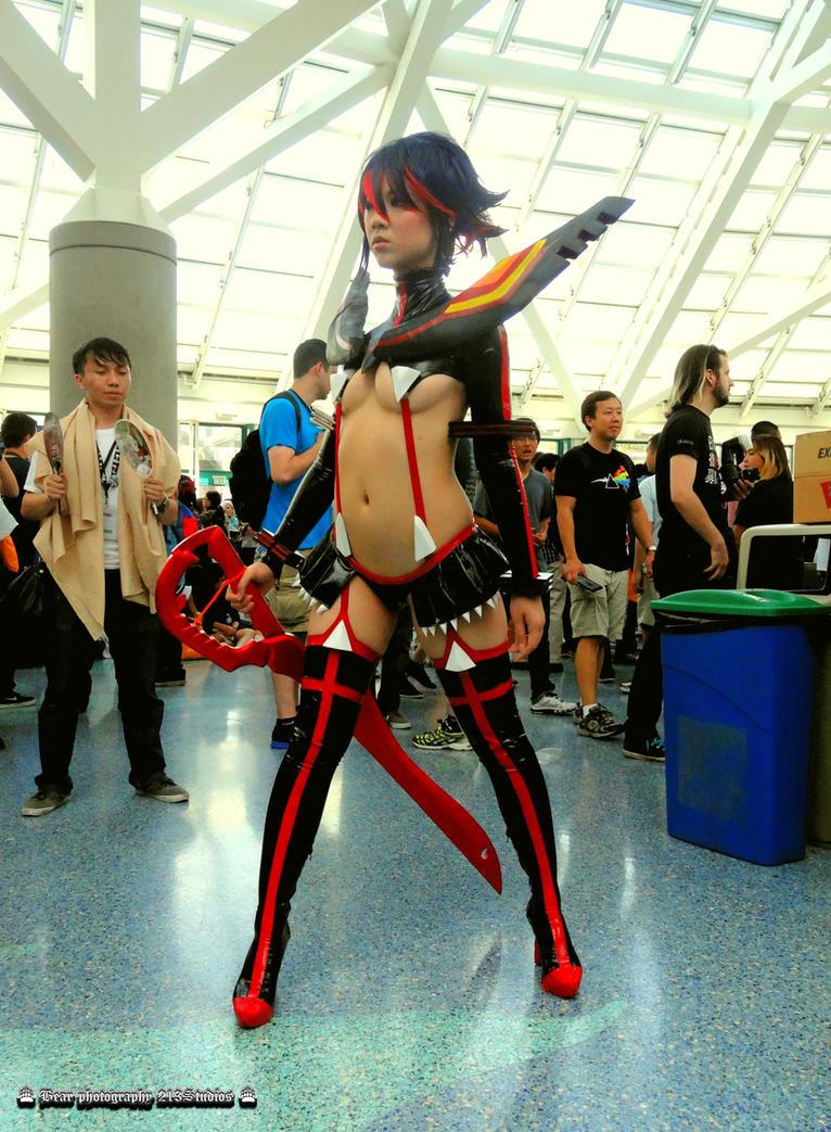 nude Ryuko matoi cosplay