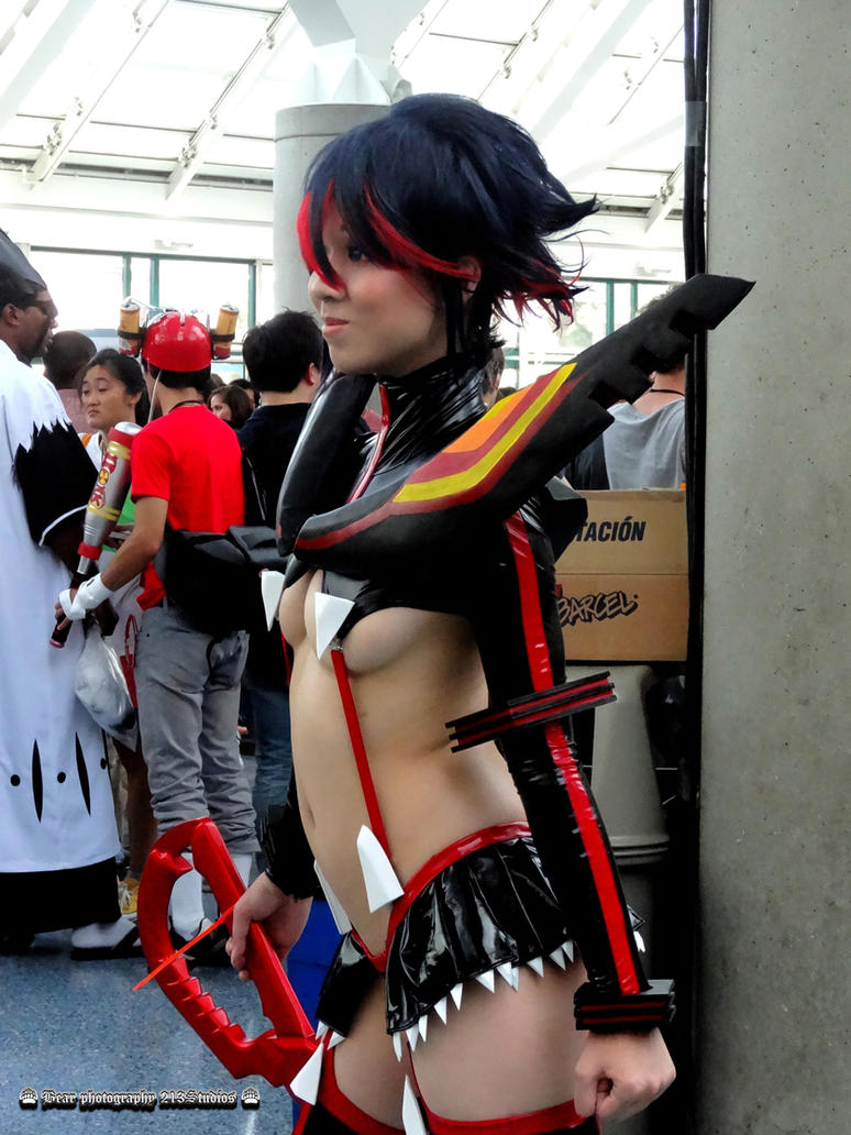 Kill la kill ryuko cosplay hot