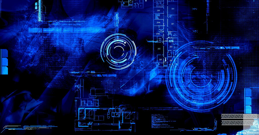 Cyber Technology Wallpaper By Kisjuhaszeliza97