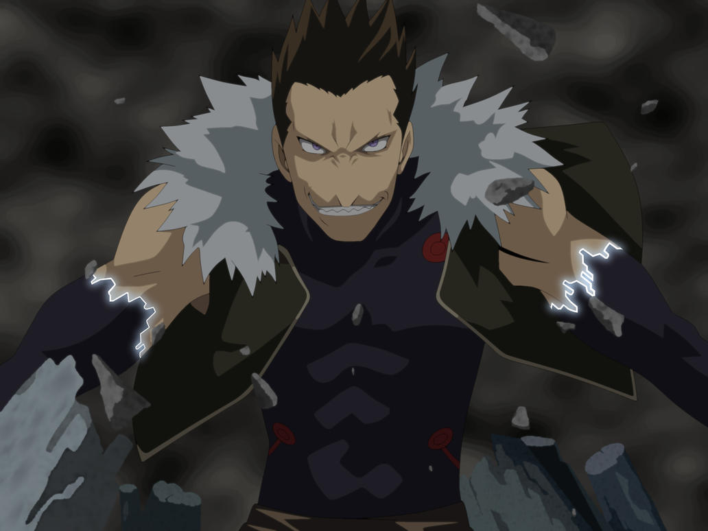 how tall is greed fma
