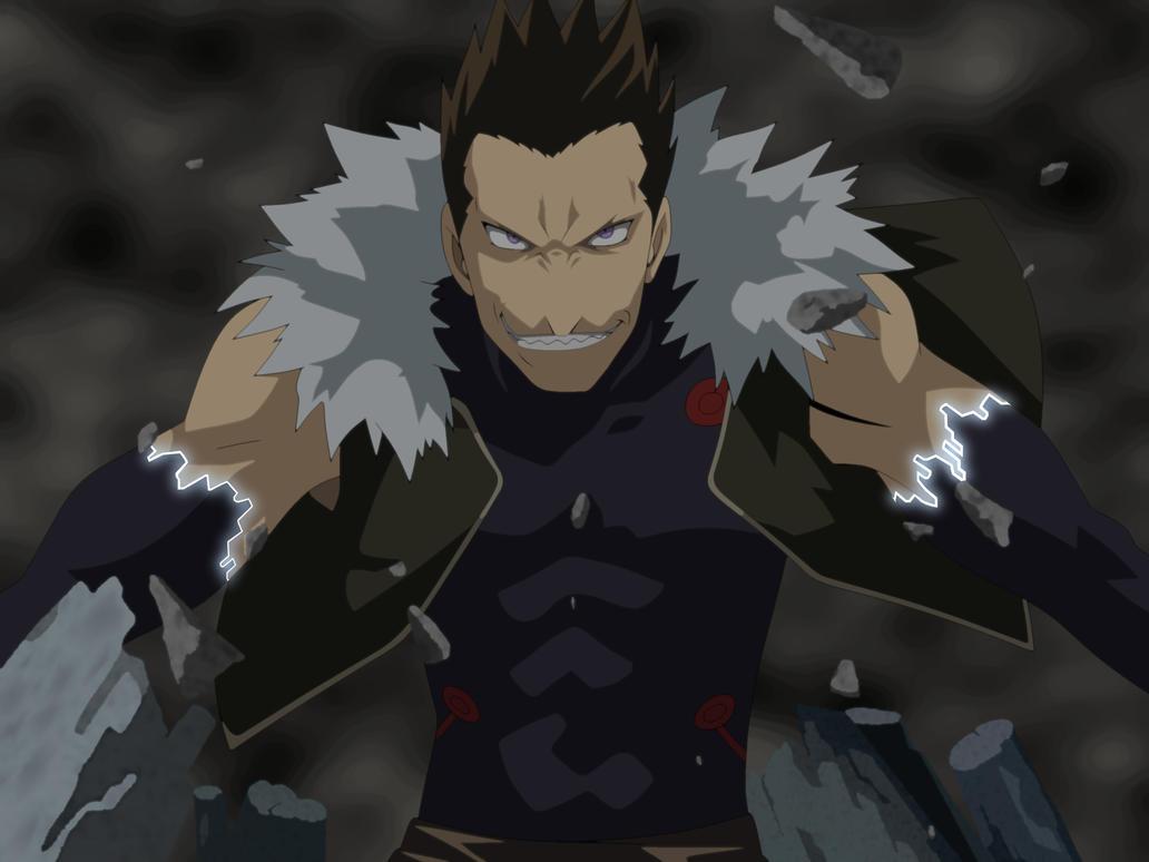 Tournoi de popularité Manga n° 3 - Page 2 Fullmetal_alchemist___greed__2__by_flo94cody-d6mxu32