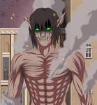 [FanMade] Eren Jaeger titan form