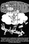 Clusterfunk Skydiving team T-shirt Design