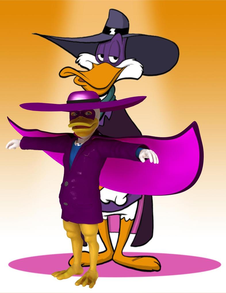 Disney-Darkwing Duck by robbybobby