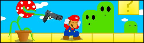 Mario's Final Hour by fruzzgle